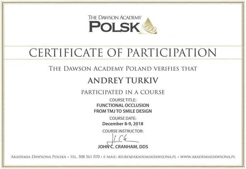 Fifth Certificate